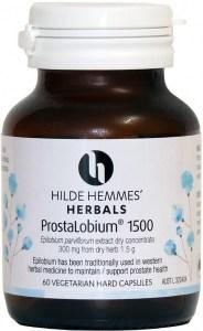 Hilde Hemmes ProstaLobium 1500 x 60caps