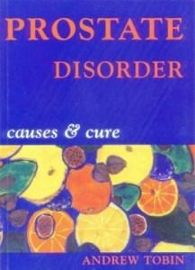 Hilde Hemmes Prostate Disorder Book (A. Tobin)