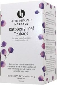 Hilde Hemmes Raspberry Leaf 30Teabags