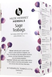 Hilde Hemmes Sage - 30 Teabags