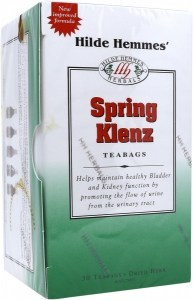 Hilde Hemmes Spring Klenz Tea - 30Teabags