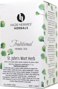 Hilde Hemmes St Johns Wort Herb 50gm