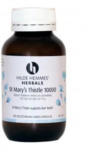 Hilde Hemmes St Marys Thistle Liver Tonic 10,000mg x 120caps
