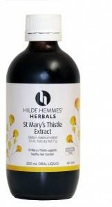 Hilde Hemmes St Marys Thistle Liver Tonic 200ml