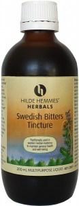 Hilde Hemmes Swedish Bitters - Tincture 200ml