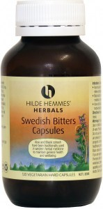 Hilde Hemmes Swedish Bitters 120caps