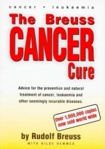 Hilde Hemmes The Breuss Cancer Cure Book(R. Breuss)