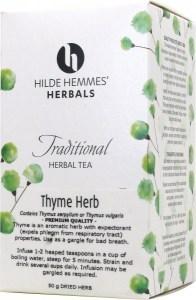 Hilde Hemmes Thyme Herb 50gm