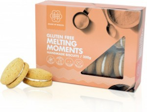 House of Biskota Gluten Free Melting Moments Biscuits 200g