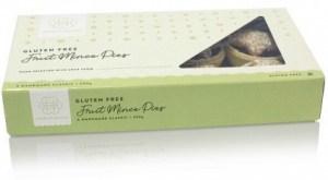 House of Biskota Gluten Free Mince Pies 400g