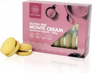 House of Biskota Gluten Free Monte Cream Biscuits 200g