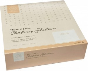 House of Biskota Traditional Christmas Selection 1kg