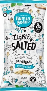 Human Bean Co Lightly Salted Multipack (8x20g) Faba Beans  160g