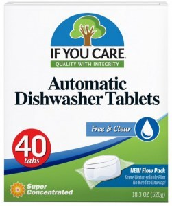 If You Care Dishwasher Tablets 40pcs