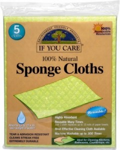 If You Care Sponge Cloth 5Pck