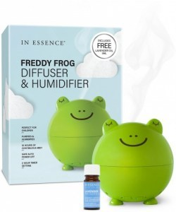 In Essence Freddy Frog Diffuser & Humidifier