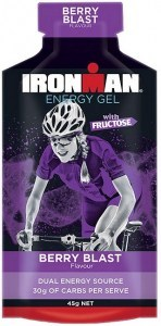 Ironman Energy Gel Berry Blast 20x45g
