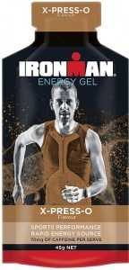 Ironman Energy Gel X-Press-O 20x45g