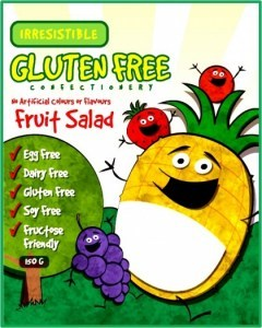 Irresistible  Fruit Salad (New Package) 150g