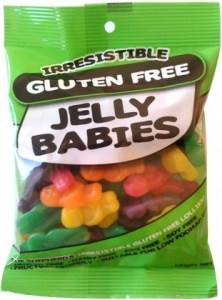 Irresistible  Jelly Babies 160g