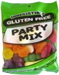 Irresistible Lollies Gluten Free Party Mix 160g