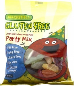 Irresistible Party Mix Gluten Free Lollies 150g