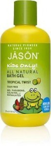 Jason Bath Gel Kids Tropical Twist 236ml