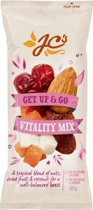 JC's Get Up & Go Vitality Mix 30g