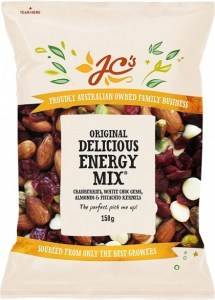 JC's Original Delicious Energy Mix 150g