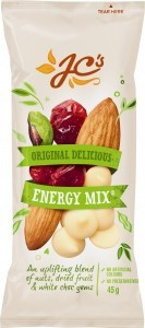 JC's Original Delicious Energy Mix 45g