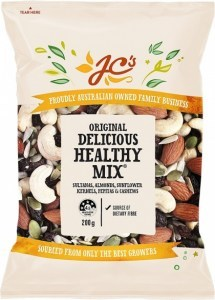 JC's Original Delicious Healthy Mix 200g
