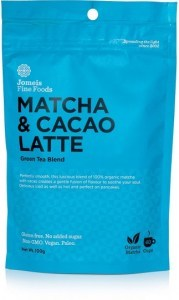 Jomeis Fine Foods Organic Matcha Cacao Latte  100g