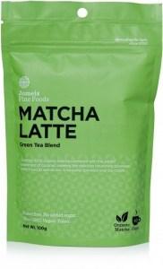 Jomeis Fine Foods Organic Matcha Latte  100g