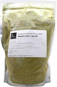 Jomeis Fine Foods Organic Matcha Latte G/F 1kg