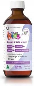 Ki Kids Cough & Cold 200ml