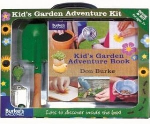 Kids Gardening Adventure Kit
