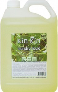 Kin Kin Naturals Eco Laundry Liquid Eucalypt & Lemon Myrtle 5L