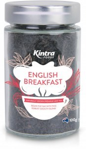 Kintra Foods Loose Leaf English Breakfast 100g