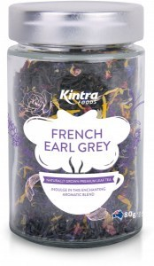 Kintra Foods Loose Leaf French Earl Grey 80g