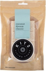 Kitz Living Foods Organic Coconut Dream Classic  150g