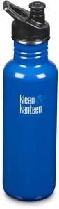 Klean Kanteen Classic Sport Cap Coastal Waters 800ml