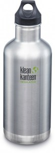 Klean Kanteen Insulated Classic Loop Brushed Stainless 947ml