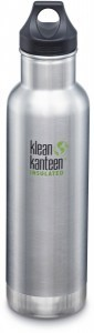 Klean Kanteen Insulated Classic Loop Cap Brushed Stainless 592ml