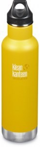 Klean Kanteen Insulated Classic Loop Lemon Curry 592ml