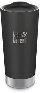 Klean Kanteen Insulated Tumbler  Shale Black  473ml