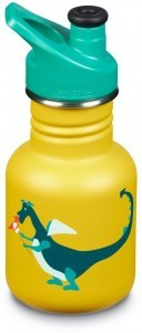 Klean Kanteen Kid Classic Sport Cap Dragon Snack  355ml