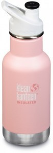 Klean Kanteen Kid Insulated Classic Sport Cap Ballet Slipper 355ml
