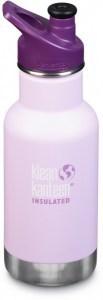 Klean Kanteen Kid Insulated Classic Sport Cap Sugarplum Fairy 355ml