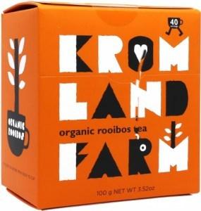 Kromland Farm Organic Rooibos 40 Teabags