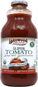 Lakewood Organic Tomato Super Juice  946ml